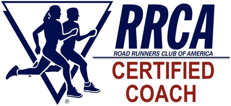 RRCA - Road Runners Club of America - Certified Coach
