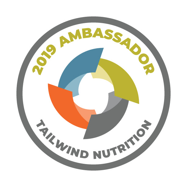 2019 Ambassador for Tailwind Nutrition